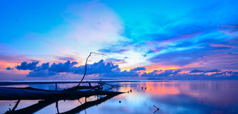 Oceano di fantasia Fotografia Stock