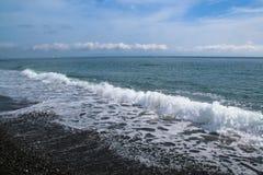 Oceano di Pasific fotografia stock libera da diritti