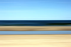Oceano di silenzio 2 Fotografia Stock Libera da Diritti