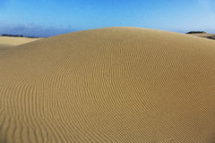 Oceano Dunes Natural Preserve, California Stock Image