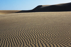 Oceano Dunes Natural Preserve, California Royalty Free Stock Photos