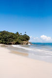 Oceano em Cuba fotografia de stock royalty free