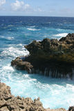 Oceano espumoso Fotos de Stock Royalty Free