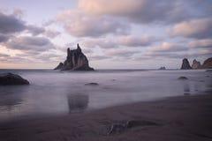 Oceano mágico Fotografia de Stock Royalty Free