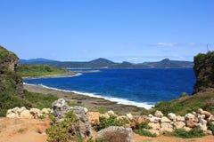 Oceano Pacífico Imagem de Stock
