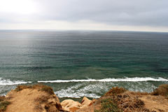 Oceano Pacífico. CA Fotografia de Stock