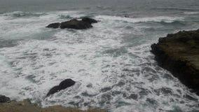 Oceano Pacífico de Equador Imagens de Stock