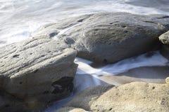 Oceano Pacifico, Cile Fotografia Stock Libera da Diritti