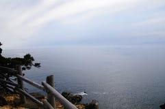 Oceano Pacifico straordinario immagini stock