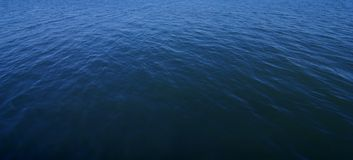Oceano puro Fotografia de Stock Royalty Free