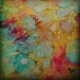 Oceano scintillante Fotografia Stock