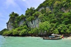 Oceano tropical Imagens de Stock Royalty Free