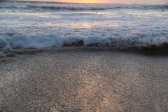 Oceano Wave Immagini Stock