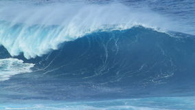 Oceano Wave vuoto stock footage