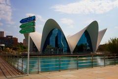 Oceanografic, Valencia Stock Photo