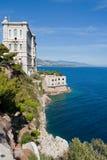 Oceanografisch Museum van Monaco Stock Afbeelding