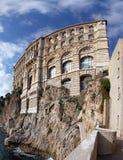 Oceanographic Institute Monaco Stock Photo