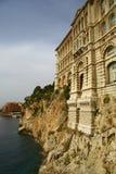 oceanographic museum Arkivbild