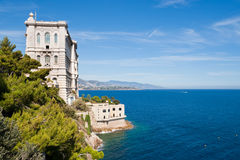 Oceanographic Museum of Monaco Stock Photo