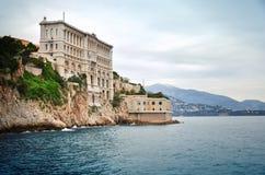 Oceanographic Museum, Monaco Stock Images