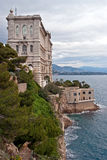 Oceanographic Museum. Monaco. Stock Photography
