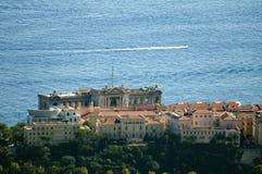 Oceanographic museum of Monaco Royalty Free Stock Image