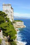 Oceanographic Museum of Monaco Royalty Free Stock Photography