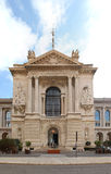 Oceanographic Museum Monaco Stock Image
