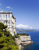 Oceanographic Museum of Monaco Royalty Free Stock Image