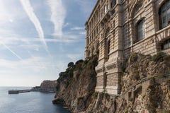 Oceanographic Museum of Monaco Stock Photography