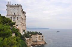 Oceanographic Museum - Monte Carlo Royalty Free Stock Photos