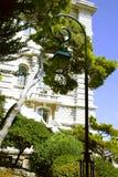 Oceanographic Museum in principality Monaco Royalty Free Stock Image
