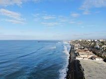 oceanside στοκ φωτογραφίες