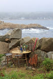 Oceanside Art Stock Image