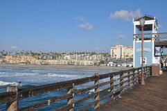 Oceanside in California Stock Photos