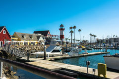 Oceanside harbor, California Royalty Free Stock Photo