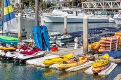 Oceanside Harbor Royalty Free Stock Image
