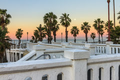 Oceanside Kalifornia molo Zdjęcie Stock