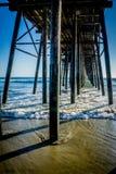 Oceanside, la Californie Photographie stock libre de droits