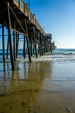 Oceanside, la Californie Photographie stock