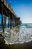 Oceanside, la Californie Image stock