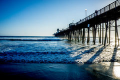 Oceanside, la Californie Photos stock