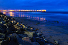 Oceanside Pier Stock Image