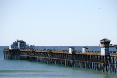 Oceanside Pier Stock Photos