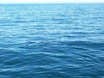 Oceanu błękit Zdjęcia Stock