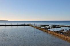 oceanu basen Zdjęcie Royalty Free