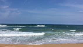 Oceanu czasu upływ Wietnam zdjęcie wideo
