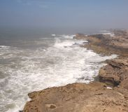 Oceanu krajobraz Zdjęcie Stock