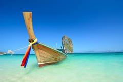 Oceanu krajobraz w Krabi, Thailand Zdjęcia Stock