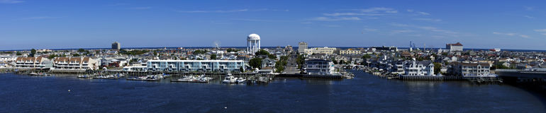 Oceanu Miasto, New Jersey Fotografia Royalty Free
